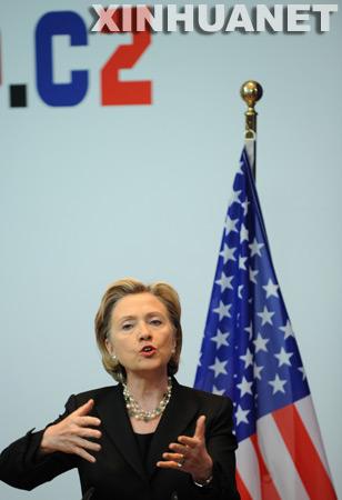 Hillary ...a dit dans New 0eop